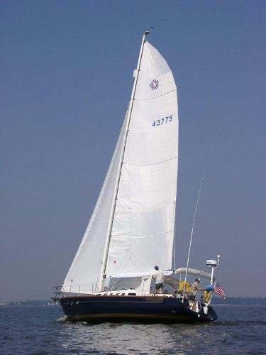 1992 Freedom Yachts 45