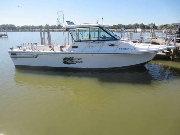 1993 Baha Cruisers 299 SF HT