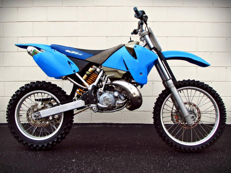 Ktm 200 Exc Motorcycles For Sale