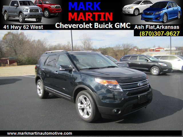 2015 Ford Explorer Sport Utility Limited