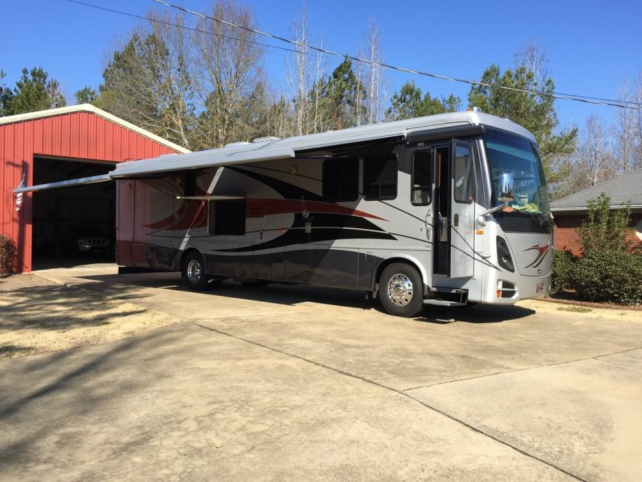 2008 Newmar All Star 4258