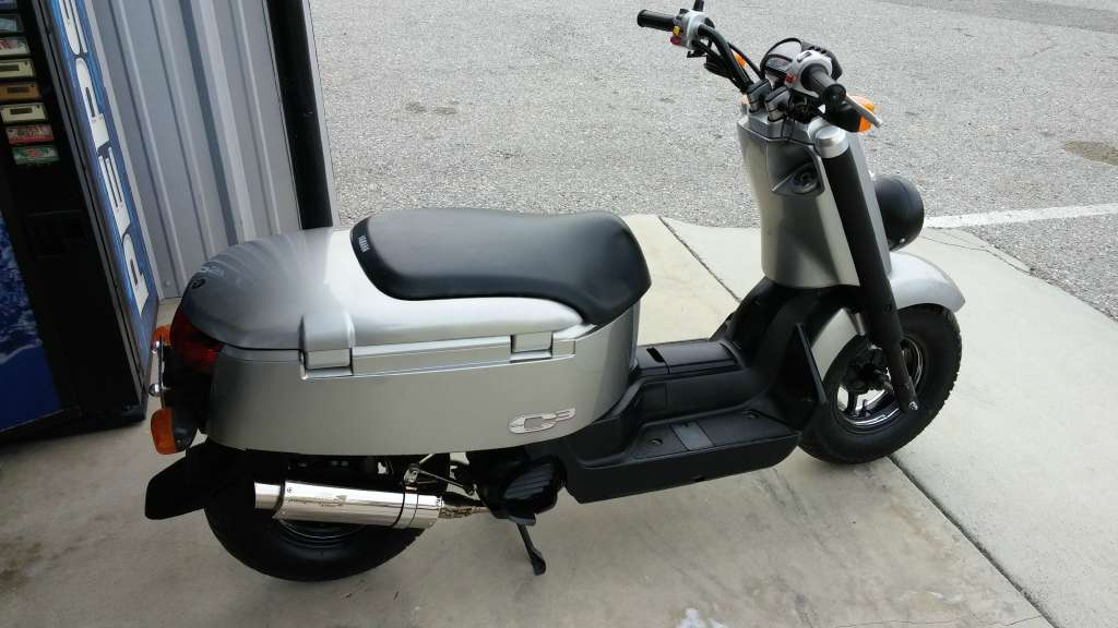 Yamaha C3 Scooter Motorcycles for sale