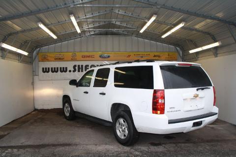 2007 Chevrolet Suburban 4 Door SUV