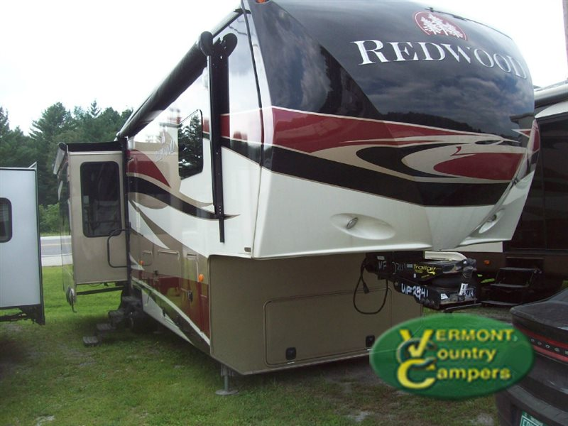 2013 Redwood Rv Redwood 36RL