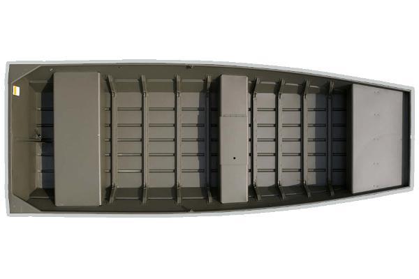 2015 Crestliner CR 1648T