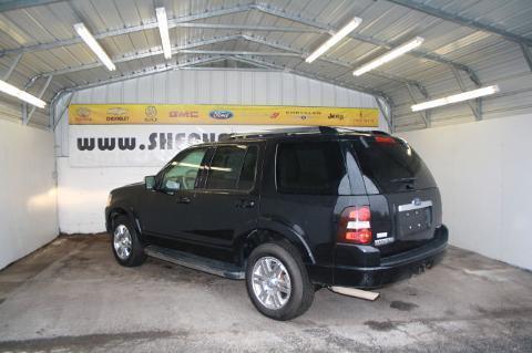 2009 Ford Explorer 4 Door SUV