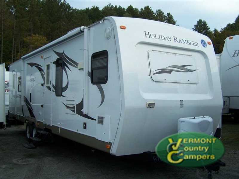 2003 Holiday Rambler ENDEAVOR 38PST