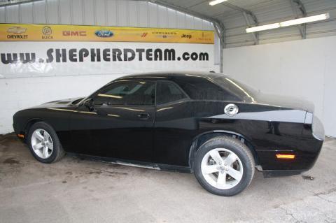 2012 Dodge Challenger 2 Door Coupe