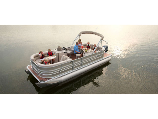 2016 Starcraft Pontoon EX 23 RE