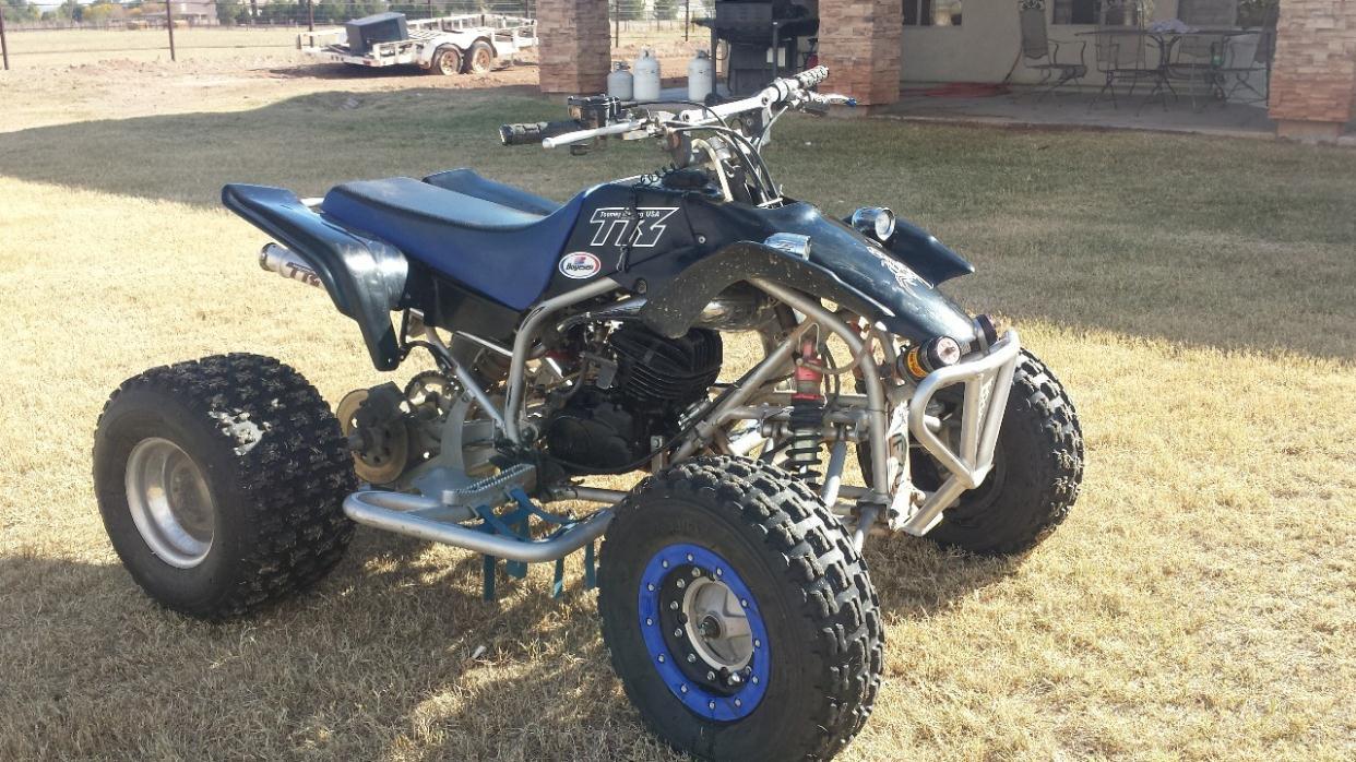 Yamaha Yfz  No Crank