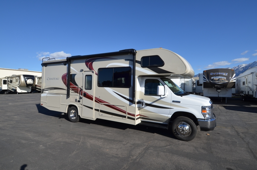 Four Winds Chateau 26a Rvs For Sale