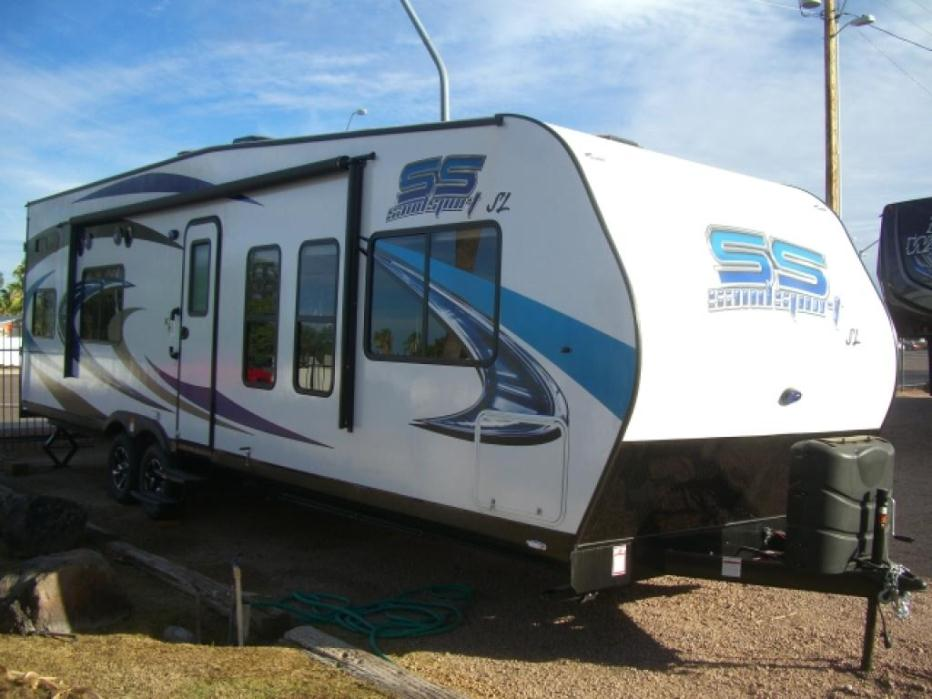2010 Pacific Coachworks PACIFIC COACH WORKS TANGO 299BH