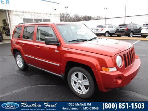 2010 Jeep Patriot 4 Door SUV