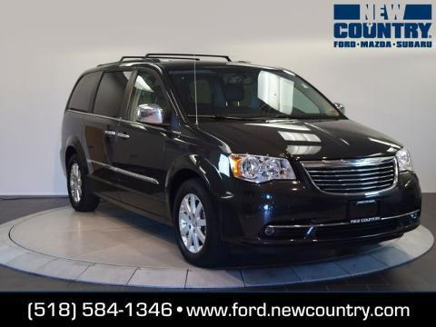 2012 Chrysler Town & Country 4 Door Passenger Van