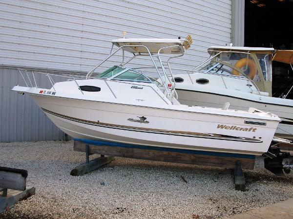 Wellcraft Walkaround 22 Boats for sale on