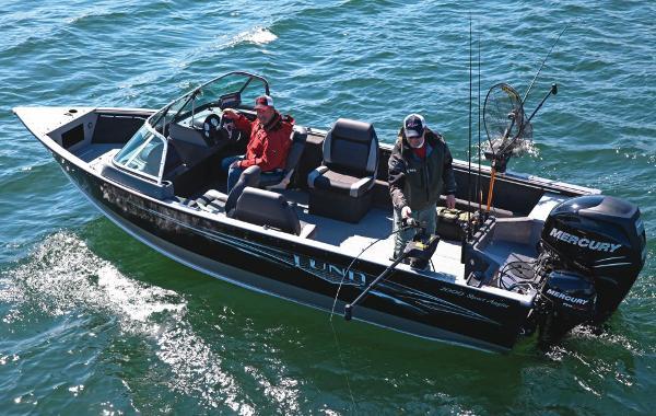 2015 Lund 2000 Sport Angler