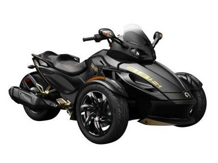 2015 Can-Am SPYDER RT-S SE6 SPECIAL SERIES