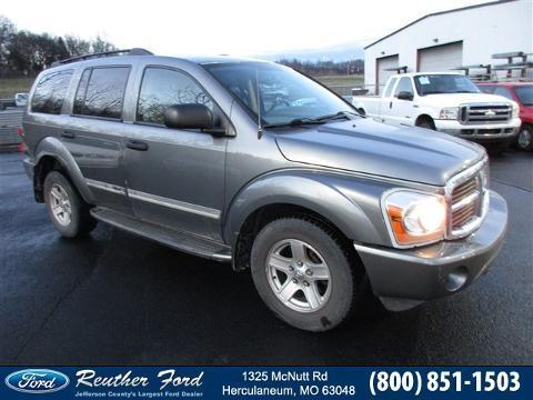 2005 Dodge Durango 4 Door SUV