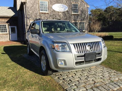 2008 Mercury Mariner 4 Door SUV