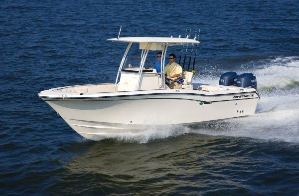 2016 Grady White 257 Fisherman
