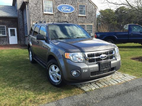 2010 Ford Escape 4 Door SUV