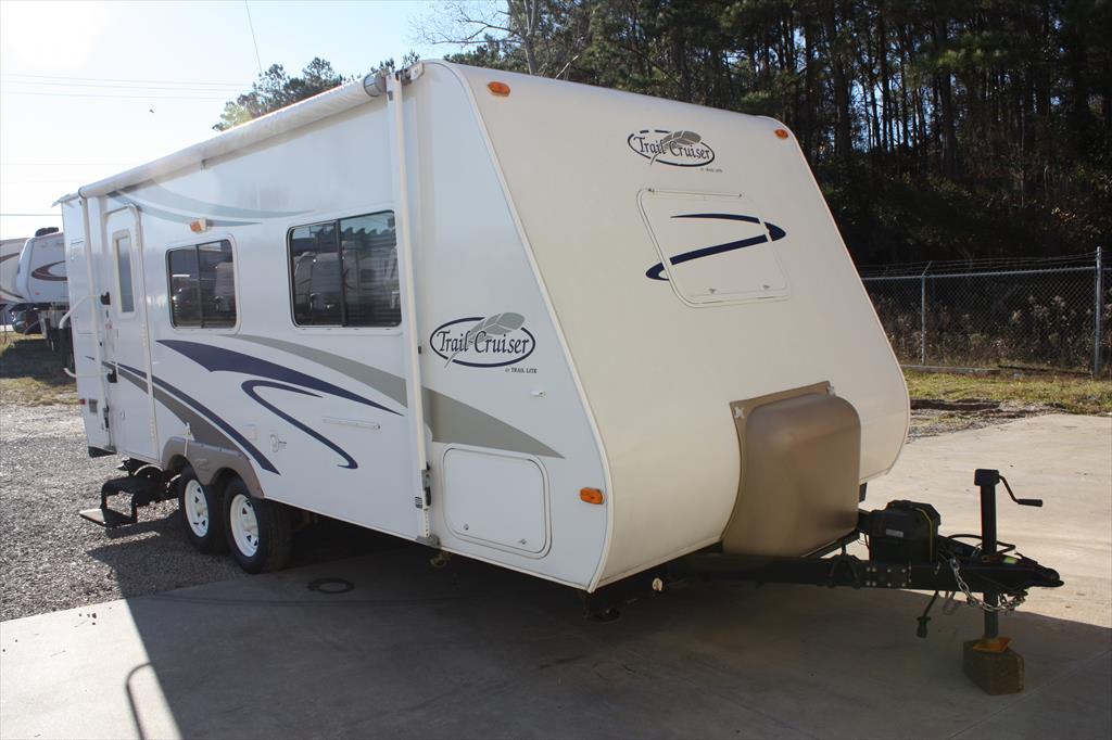 R Vision Trail Cruiser 23qb Rvs For Sale