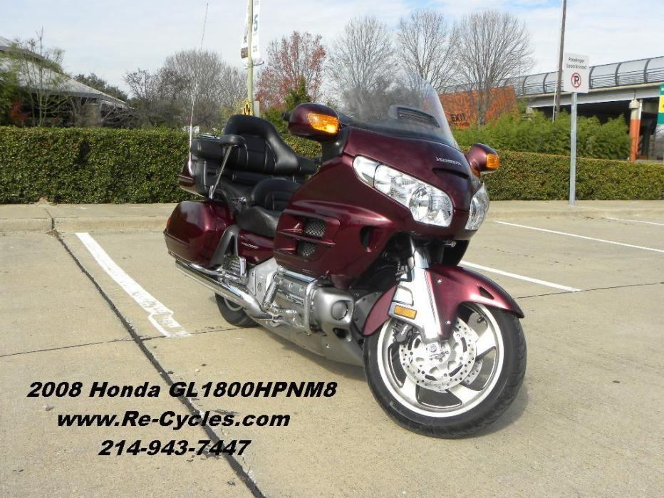 honda goldwing motorcycles for sale in dallas texas. Black Bedroom Furniture Sets. Home Design Ideas