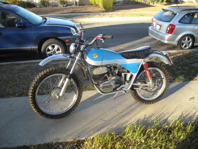 1971 Bultaco Alpina