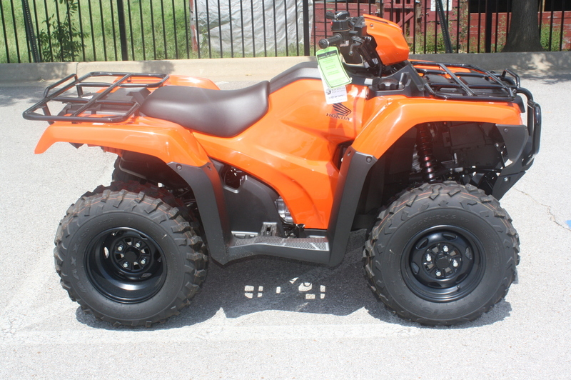 2009 Honda FourTrax® Rancher® AT
