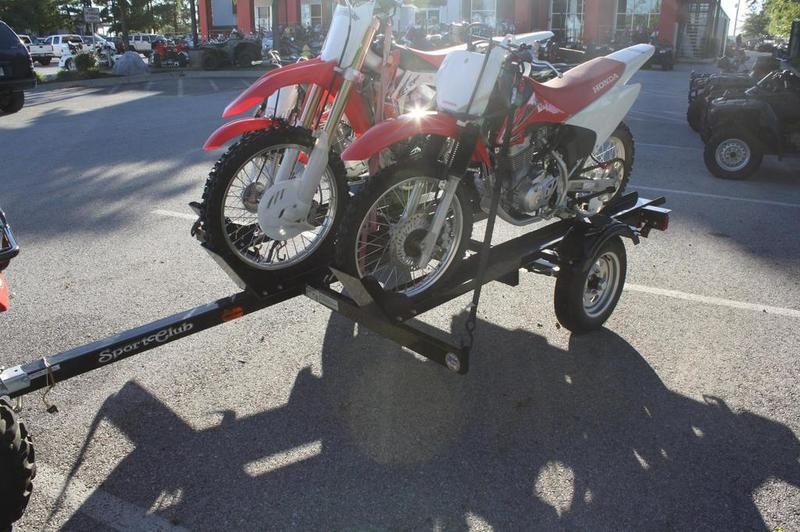 2014 Yacht Club Trailers Motorcycles Trailers MC14