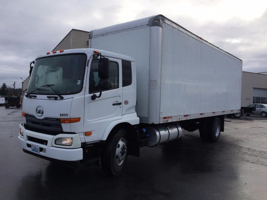 2012 Ud Trucks 2600