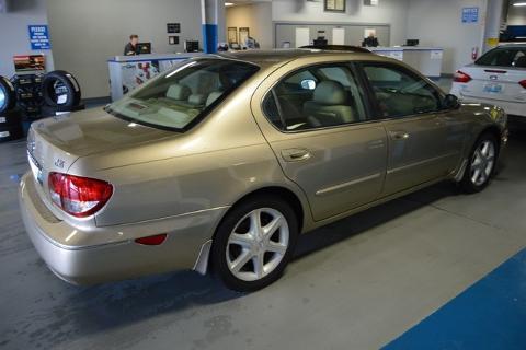 2003 Infiniti I30 4 Door Sedan