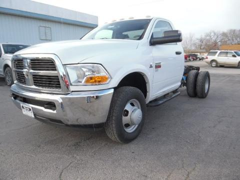 2012 RAM 3500HD Chassis Cab 2 Door Chassis Truck