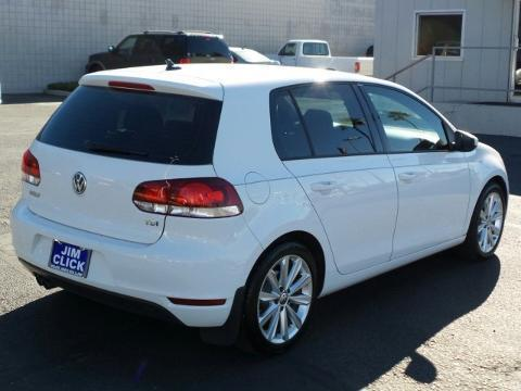 2013 Volkswagen Golf 4 Door Hatchback