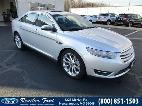 2013 Ford Taurus 4 Door Sedan