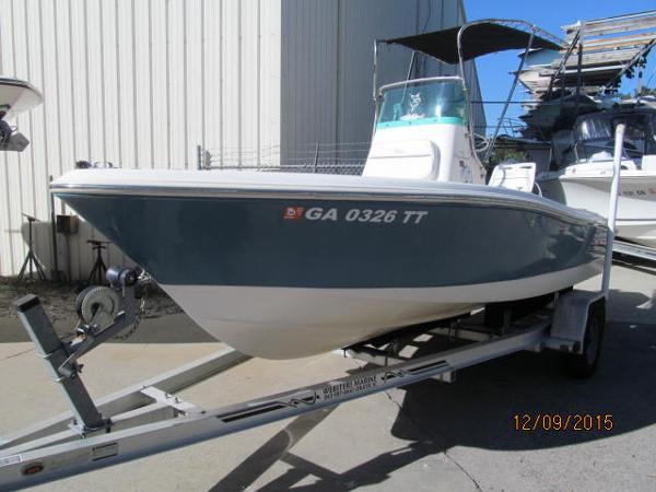 2008 Pioneer 175 Bay Sport