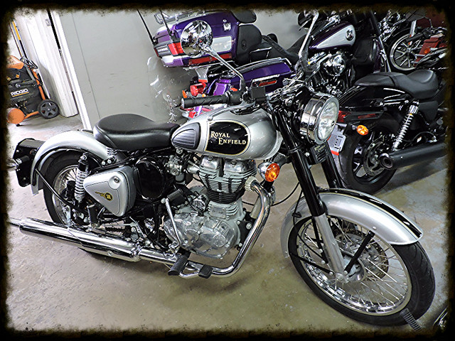2011 Royal Enfield Bullet C5 Chrome (EFI) Limited Edition