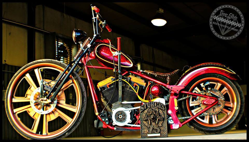 2013 Custom Chopper
