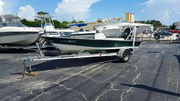 1999 Eagle Boats Pro Series 1800