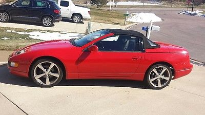 Nissan: 300ZX Base Convertible 2- Door 1993 nissan 300 zx convertible