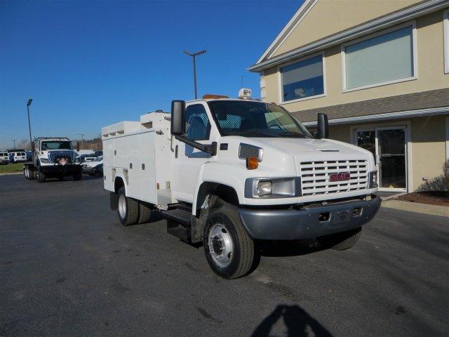 2007 Gmc C4500, 1