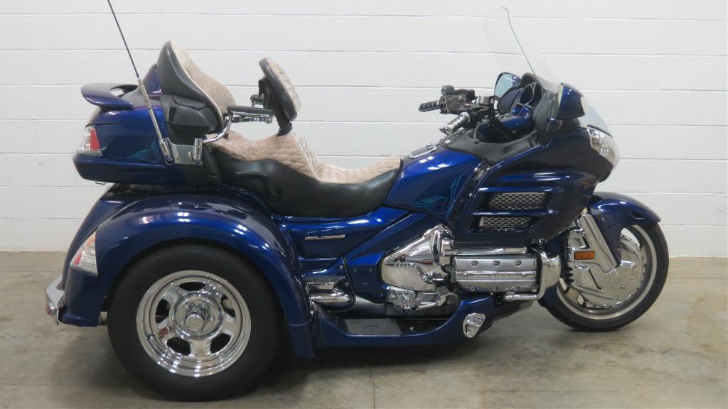 2002 Motor Trike GL 1800 Spyder