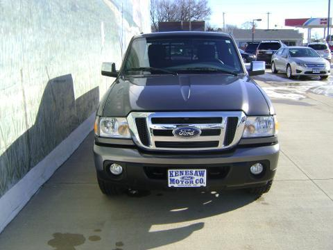 2010 Ford Ranger 4 Door Extended Cab Long Bed Truck