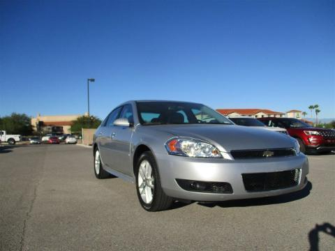 2014 Chevrolet Impala Limited 4 Door Sedan
