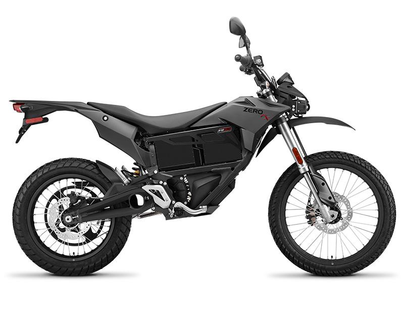 2017  Zero Motorcycles  FX ZF6.5