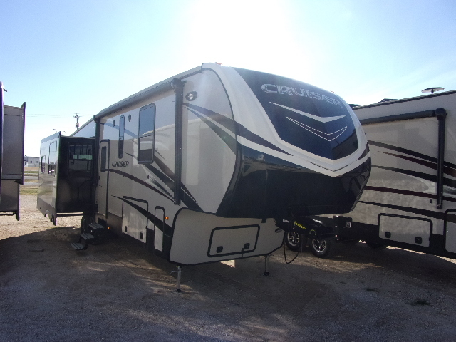 2017 Crossroads Rv Cruiser 3391RL