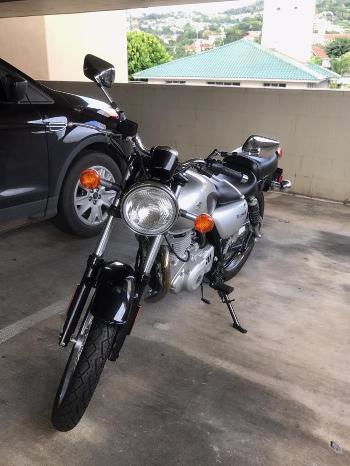 2004 Suzuki BURGMAN