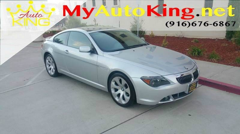 2004 BMW 6 Series 645Ci 2dr Coupe