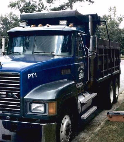 1998 Mack Ch613 Dump Truck