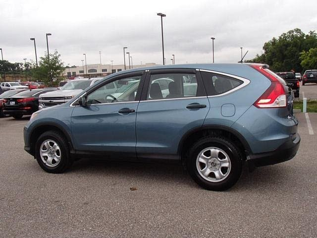 2013 Honda CR-V AWD 5dr LX stlouischevroletdeals.com Automatic 2.4L 4 cyl Sequential-Port F.I.Mounta